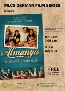 German Film Series Almanya