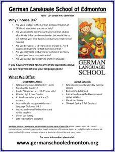 German Language School - Why Choose Us